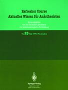 Aktuelles Wissen für Anästhesisten