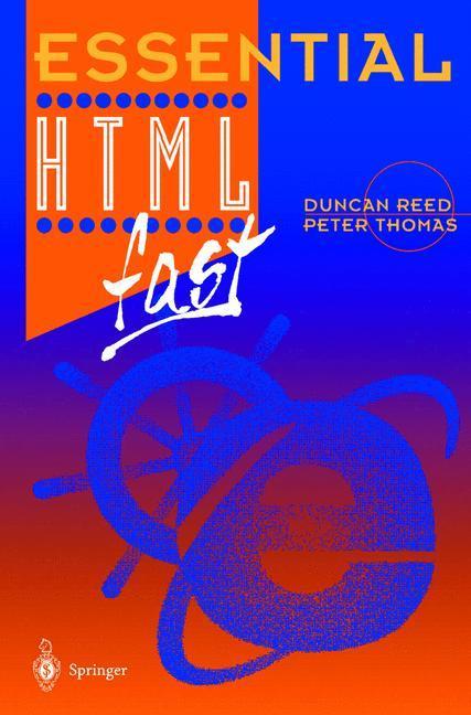 Essential HTML fast als Buch von Duncan Reed, P...