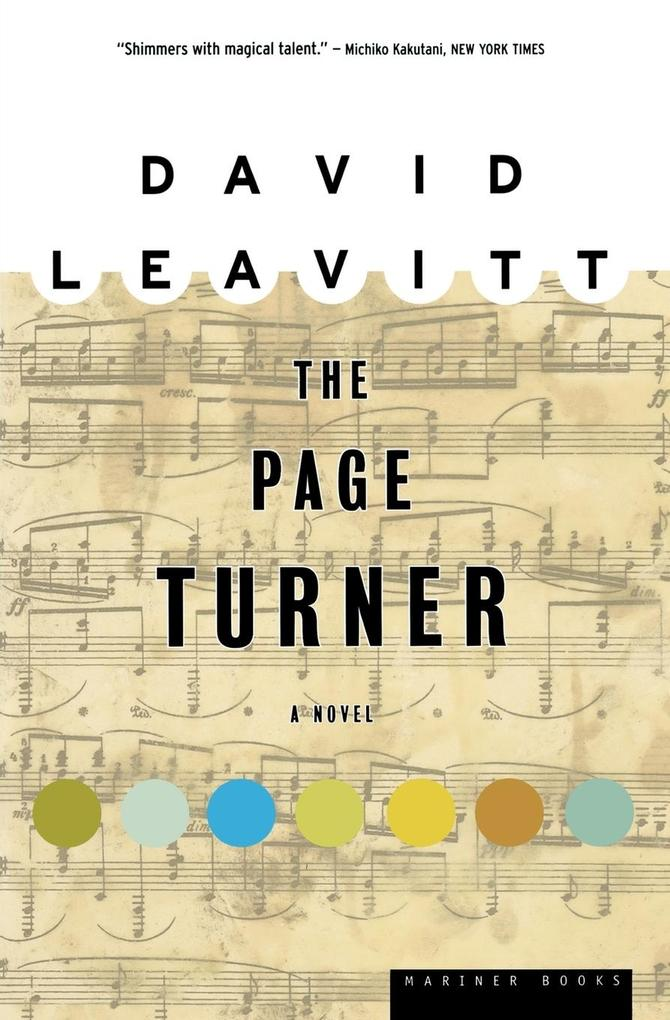 The Page Turner als Taschenbuch