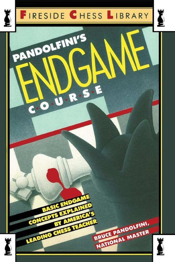 Pandolfini's Endgame Course als Buch (gebunden)