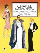 Chanel Fashion Review: Paper Dolls in Full Color