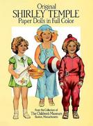 Original Shirley Temple Paper Dolls