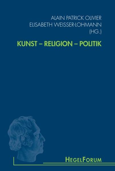 Kunst - Religion - Politik als Buch von
