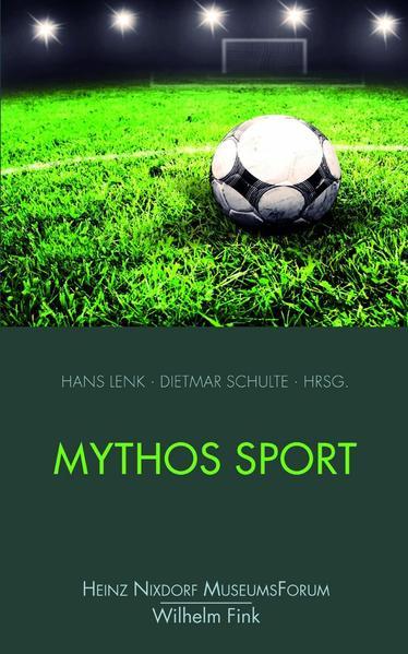 Mythos Sport als Buch von