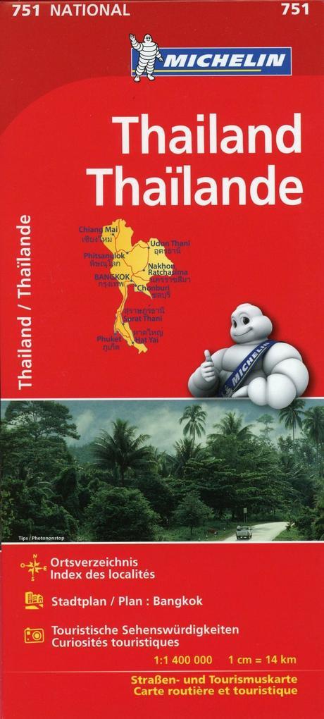 Thailand 1: 1 400 000 als Buch von