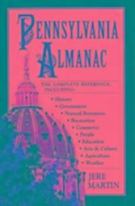 Pennsylvania Almanac als Taschenbuch