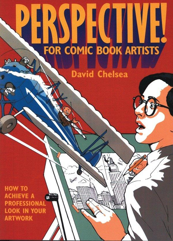 Perspective! For Comic Book Artists als Taschenbuch