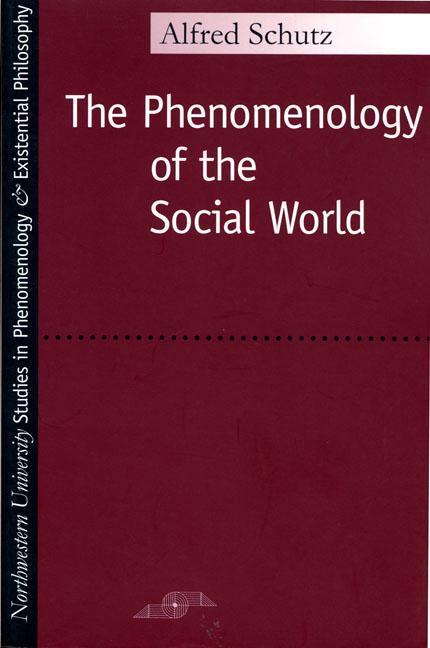 Phenomenology of the Social World als Taschenbuch