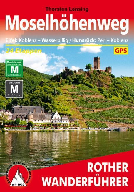 Moselhöhenweg als Buch von Thorsten Lensing