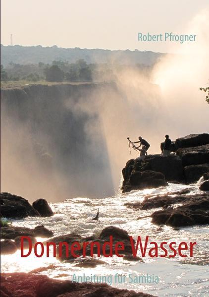 Donnernde Wasser als Buch von Robert Pfrogner