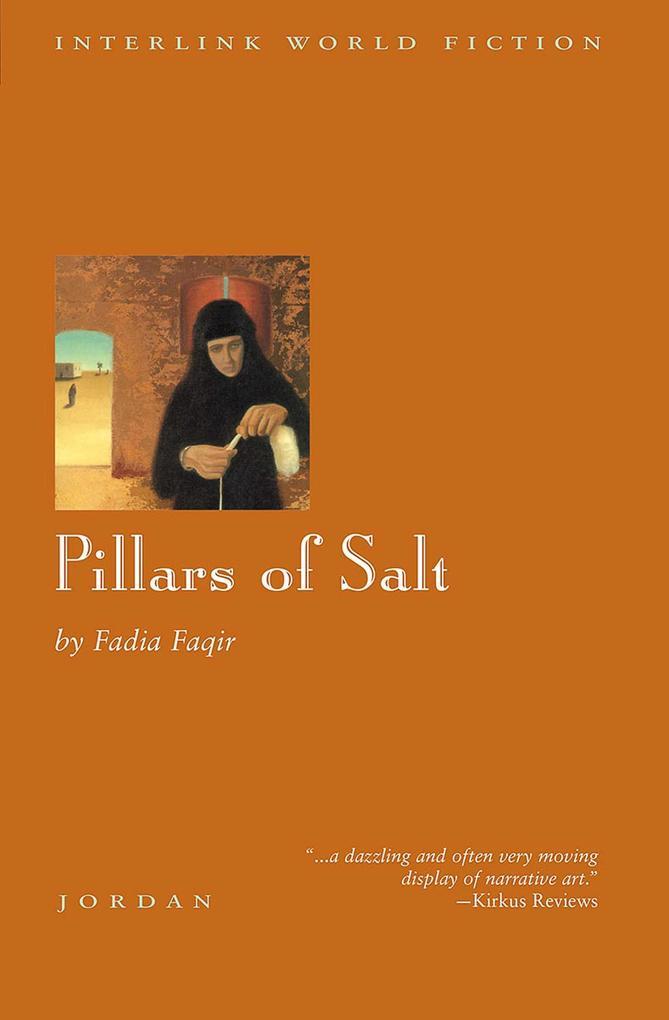 Pillars of Salt als Taschenbuch