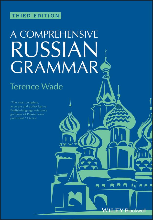 A Comprehensive Russian Grammar als eBook Downl...