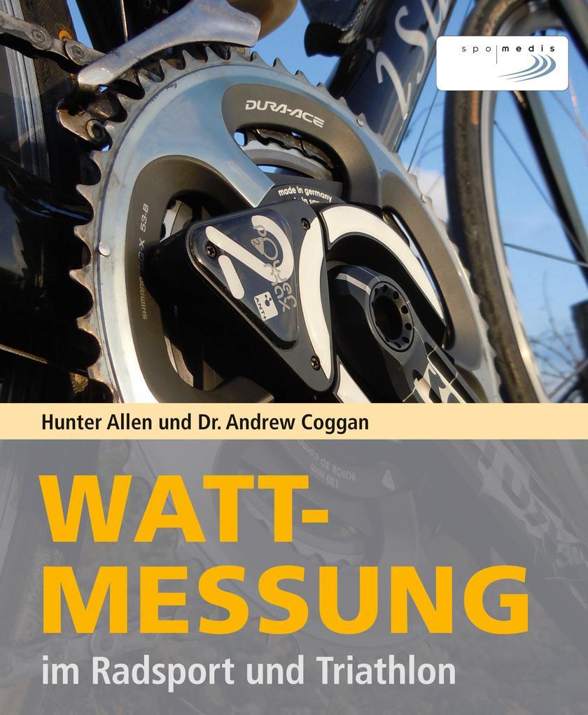 Wattmessung im Radsport und Triathlon als Buch