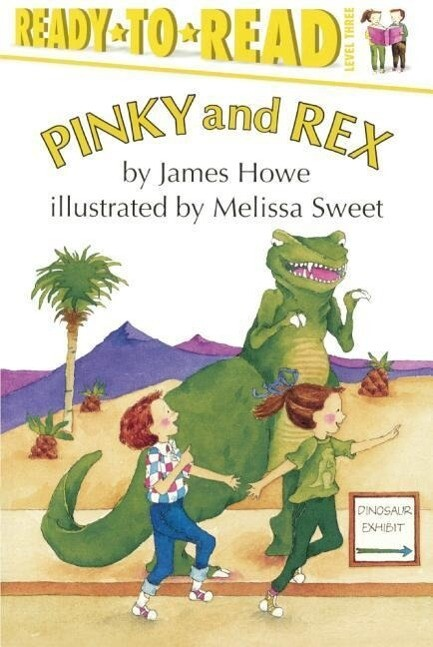 Pinky & Rex als Taschenbuch