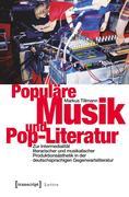 Populäre Musik und Pop-Literatur