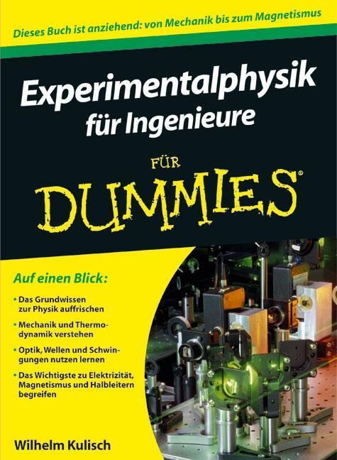 Experimentalphysik für Ingenieure für Dummies a...