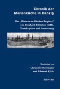 Chronik der Marienkirche in Danzig