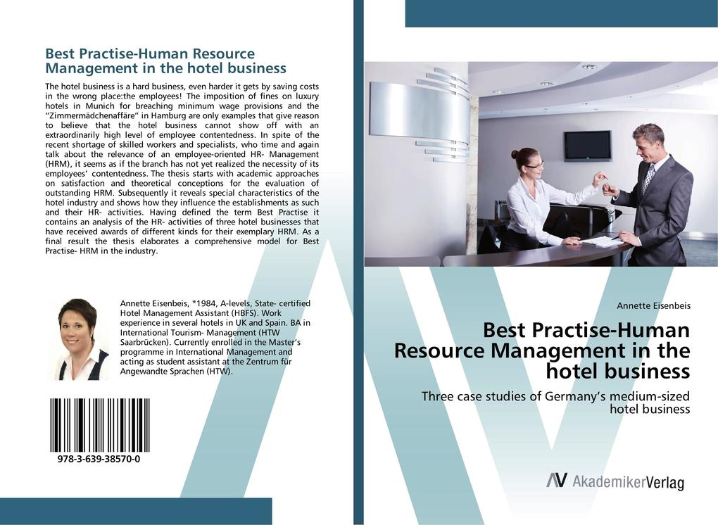 Best Practise-Human Resource Management in the ...