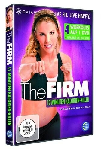 Gaiam-The Firm: 12 Minuten K