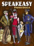 Speakeasy Paper Dolls