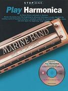 Play Harmonica [With CD and DVD]
