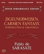 Zigeunerweisen, Carmen Fantasy, Introduction & Tarantella: With Separate Violin Part
