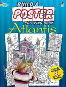 Build a Poster Coloring Book Atlantis