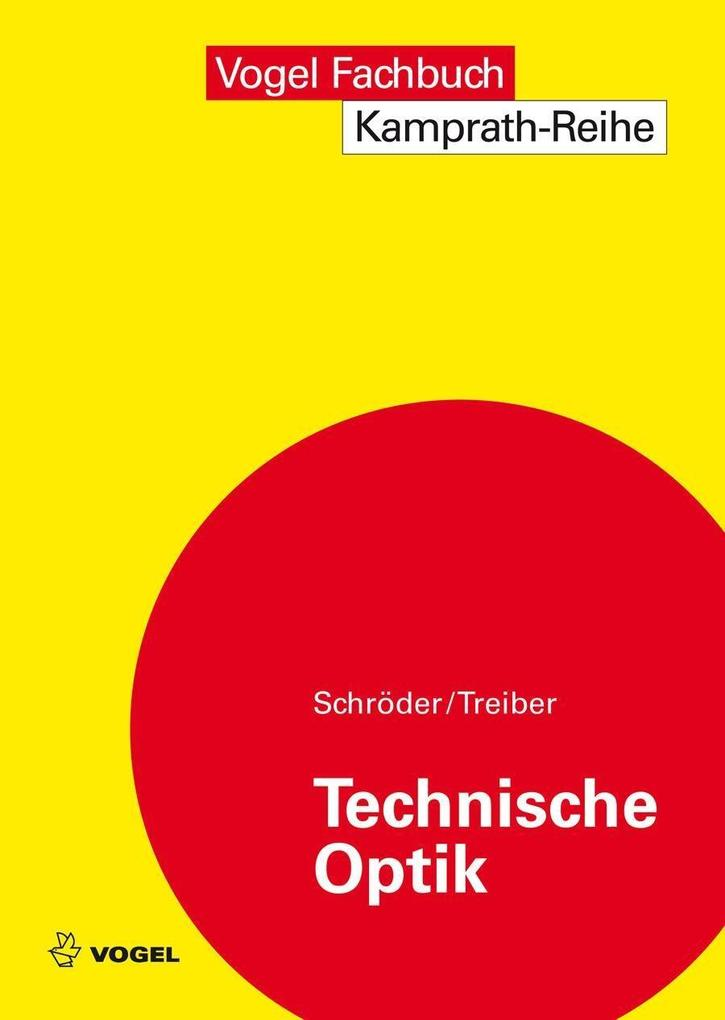 Technische Optik als eBook