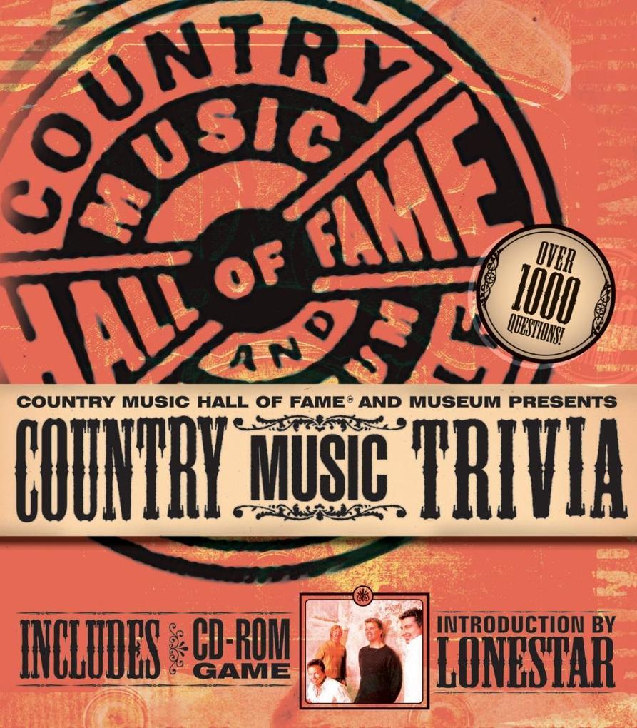 Country Music Trivia and Fact Book als eBook Do...