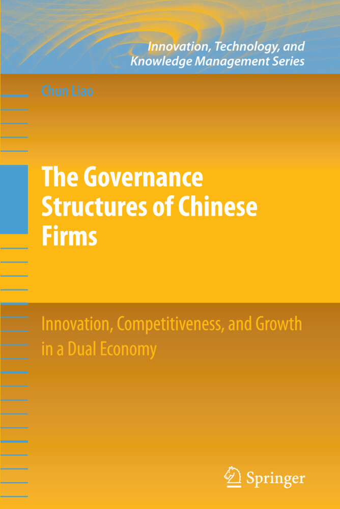 The Governance Structures of Chinese Firms als ...
