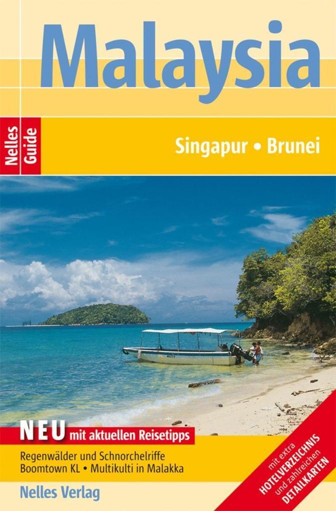 Nelles Guide Reiseführer Malaysia als eBook Dow...