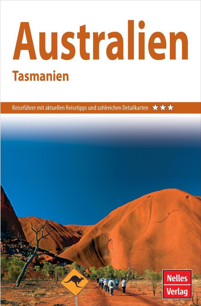Nelles Guide Reiseführer Australien, Tasmanien als eBook