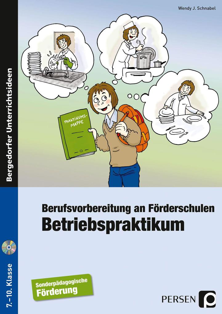 Betriebspraktikum als Buch