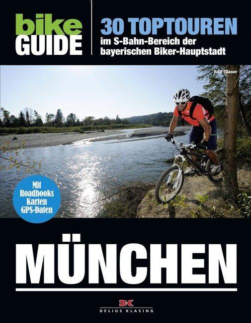 BIKE Guide München als Buch von Ralf Glaser