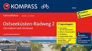 Ostseeküstenradweg 2, von Lübeck nach Stralsund
