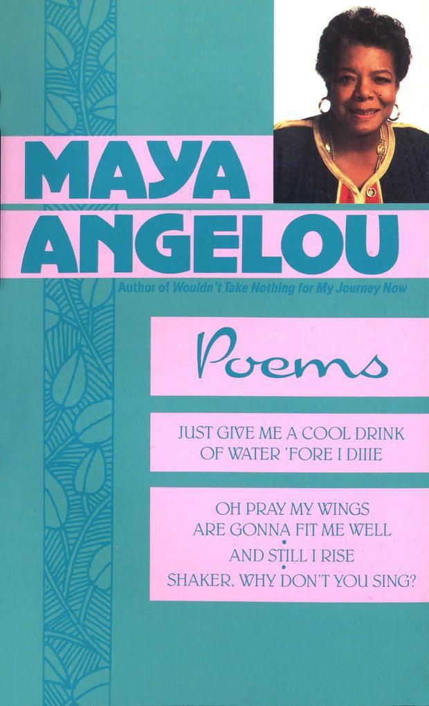 Poems of Maya Angelou als Taschenbuch
