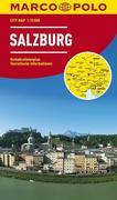 MARCO POLO Cityplan Salzburg 1:15 000