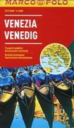 MARCO POLO Cityplan Venedig 1 : 5 500
