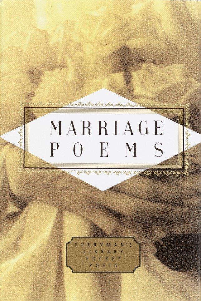 Marriage Poems als Buch (gebunden)