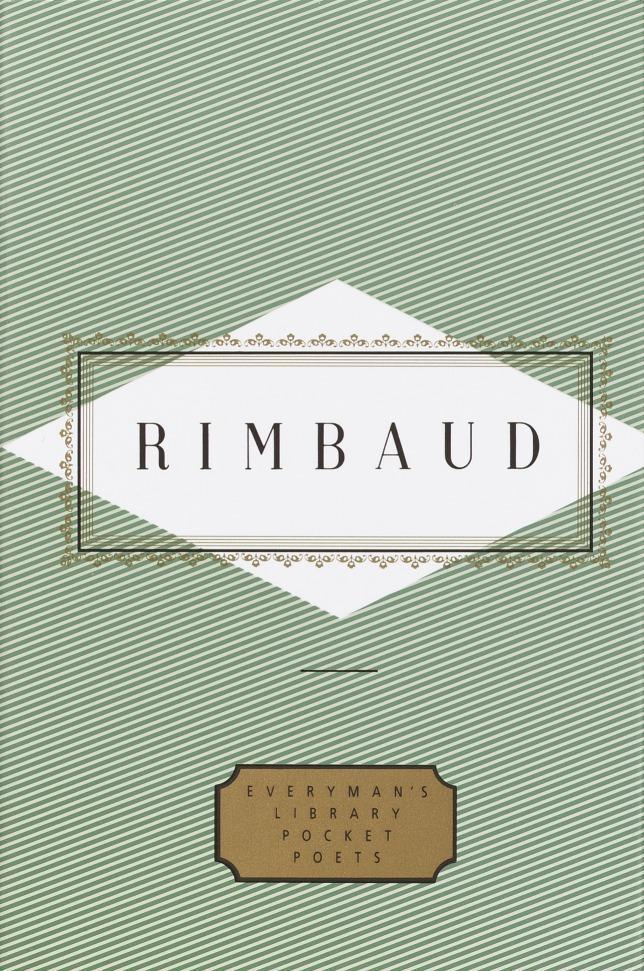 Rimbaud: Poems als Buch (gebunden)