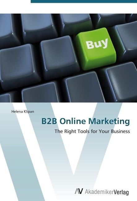 B2B Online Marketing als Buch von Helena Klipan