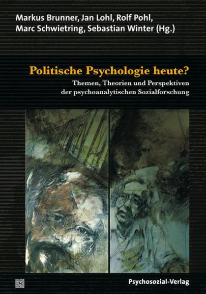 Politische Psychologie heute? als Buch von Karo...