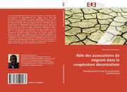 Rôle des associations de migrant dans la coopération décentralisée
