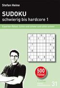 Sudoku  schwierig bis hardcore 1