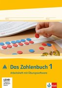 Das Zahlenbuch. 1.Schuljahr. Arbeitsheft mit CD-ROM. Neubearbeitung