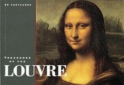 Treasures of the Louvre 30 Postcards