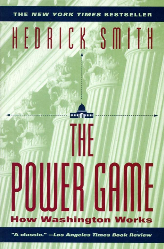 Power Game: How Washington Works als Taschenbuch