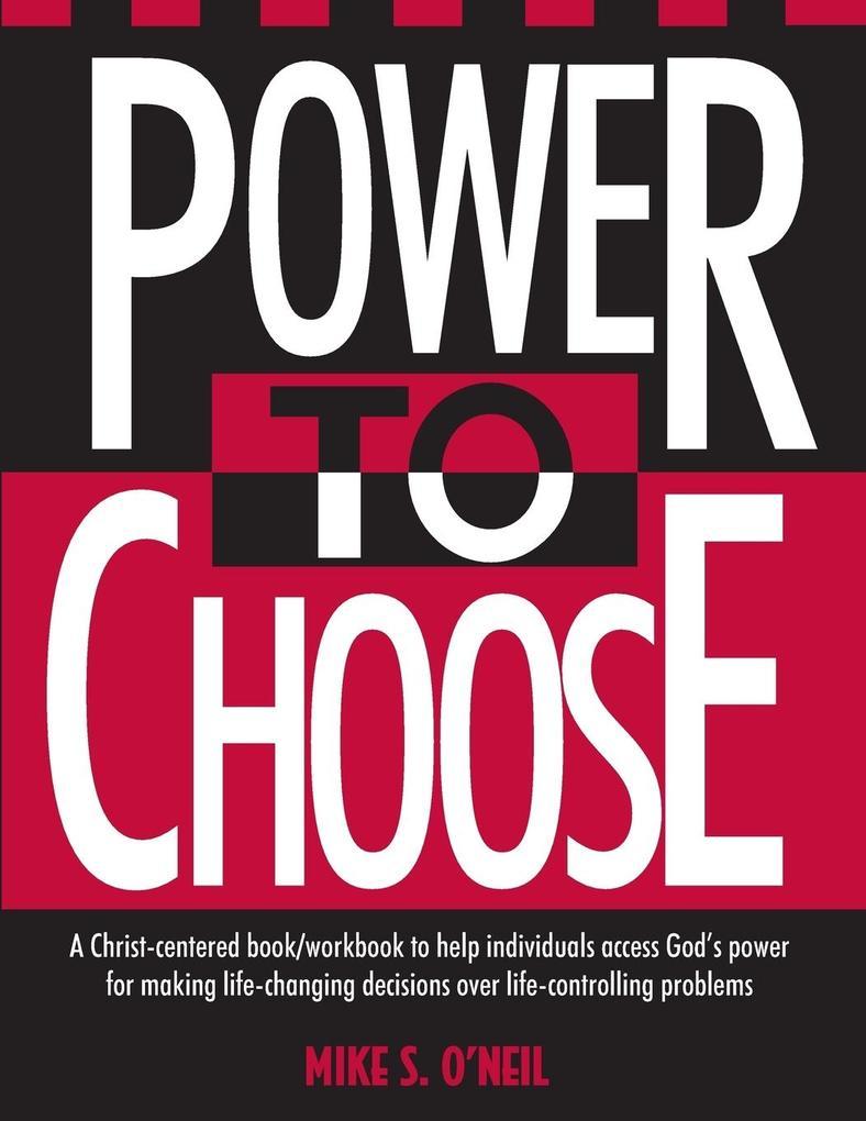 Power to Choose als Taschenbuch