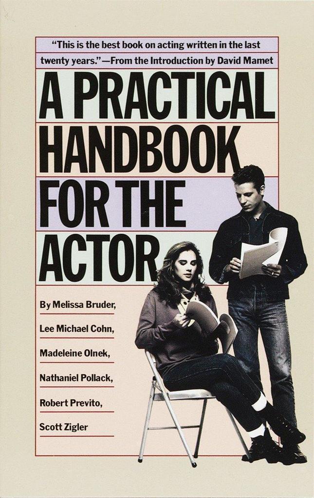 A Practical Handbook For The Actor als Taschenbuch