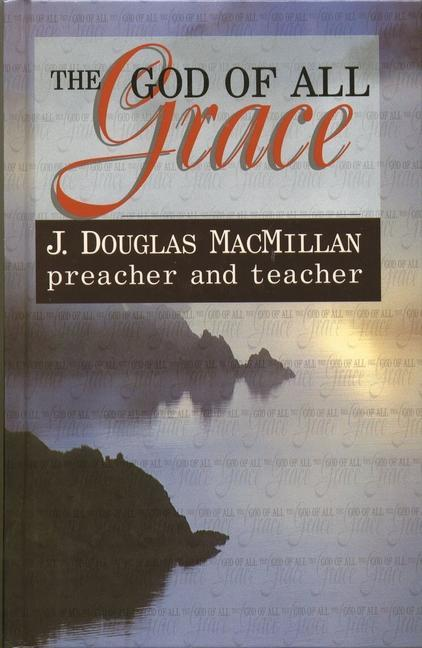 God of All Grace als Buch